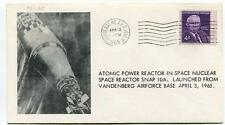 1965 Atomic Power Reactor Space Nuclear SNAP 10A Vandenberg Airforce Base USA