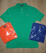 Ralph Lauren Men's Cotton Blend Collared Short Sleeve Casual Shirts & Tops