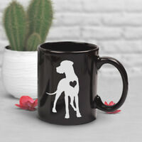Great Dane Coffee Mug, Pet Dog Lover, Cute, Gift For Her, Him Great Dane Mom Cup