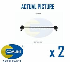 2 x FRONT DROP LINK ANTI ROLL BAR PAIR COMLINE OE REPLACEMENT CSL7003