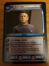 Star Trek CCG 2E These Are The Voyages Mullibok Gnarled and Battered 12U44