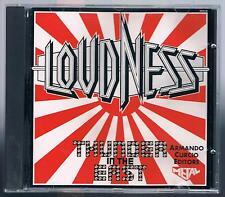 LOUDNESS THUNDER IN THE EAST CD ARMANDO CURCIO ED.