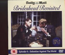 Brideshead Revisited - Episode 4  of 12 / Daily Mail Promo DVD - 1st Class Post