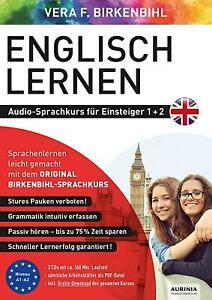 Englisch lernen für Einsteiger 1+2 (ORIGINAL BIRKENBIHL)   Vera F. Birkenbihl