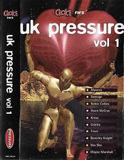 CHOICE FM'S UK PRESSURE VOLUME 1 DAMAGE WAYNE MARSHALL CASSETTE ALBUM RnB/Swing