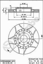 Bremsscheibe (2 Stück) BREMBO MAX - Brembo 09.5148.76