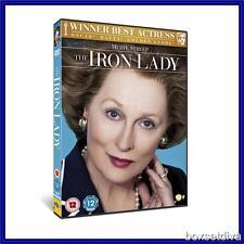 THE IRON LADY - Meryl Streep & Jim Broadbent *BRAND NEW DVD*