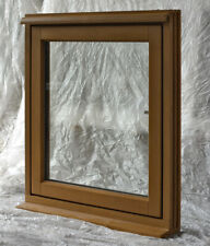 NEW Bespoke Double Glazed OAK Timber Casement Window, ANY SIZE, made to measure