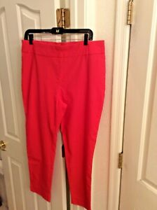 Chico's Women's So Slimming Ankle Pants Size 2.5