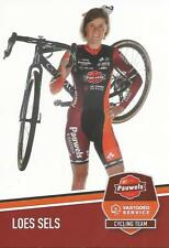 Cyclisme, ciclismo, wielrennen, radsport, cycling, LOES SELS