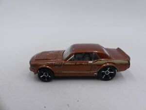 2012 Hot Wheels '67 Ford Mustang Coupe HW MUSCLE MANIA 116/247