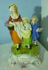 More details for large authentic antique dresden yardleys old english lavender advertising group