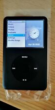 Apple iPod Classic 6th Generation 80gb BESPOKE BUILT WITH 6 MONTH GUARANTEE