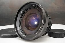 :Vivitar Auto 20mm F3.8 Wide Angle M42 Screw Mount Lens - Read Description