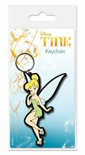 DISNEY TINKERBELL TINK RUBBER KEYRING NEW 100% OFFICIAL MERCHANDISE PYRAMID
