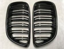 M2 STYLE CARBON FIBER DIPPING PRINT Front Grilles Grille For 14-18 F22 F23 M235i