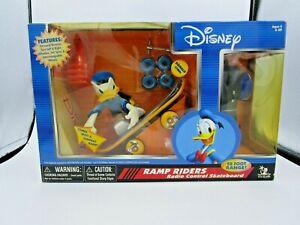 Disney Ramp Riders Donald Duck