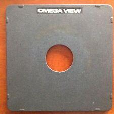 Omega View Objektiv Board # 1 Loch