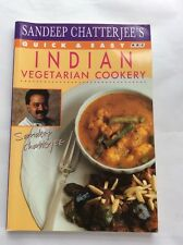 Cookery - Sandeep Chatterjee's Indian Vegetarian Cookery