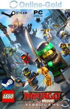 The LEGO Ninjago Movie Video Game - PC Steam Digital Download Spiel Code - EU/DE