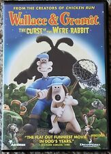 Wallace and Gromit the Curse of the Were-Rabbit Dvd