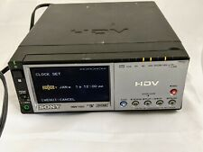 Sony HVR-M10U NTSC/PAL 1080i HDV DVCAM DV Digital Video Player Recorder VCR