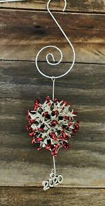 2020 Virus Pandemic Ornament ČOVID - Holiday, Gift, Tag, Charm, Christmas
