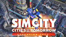 SIMCITY CITIES OF TOMORROW PC / MAC (EA Origin download key)