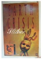 Earth Crisis Poster Slither Promo