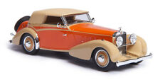 NEW  Esval 1934 Hispano Suiza J12 Cabriolet by Vanvooren Resin Model 1:43 Top Up