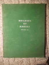 Builders of Kansas- Volume II