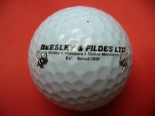 Pelota de golf con logo-abejas Beesley & Fildes Ltd-golf logotipo pelota como recuerdo...