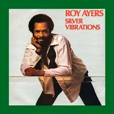 Roy Ayers - Silver Vibrations  vinyl lp x 2   BBE493ALP rare jazz funk Afro soul