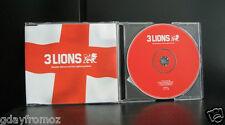 David Baddiel Frank Skinner The Lightning Seeds - 3 Lions '98 4 Track CD Single