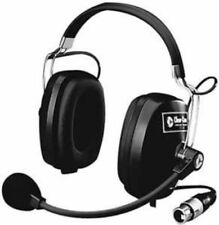 Clear-Com CC60 -earcup Headsets 2 Muffs XCaseProAudio