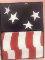Vintage Congress Playing Cards 2 Full Decks American Flag Patriotic Scorepad