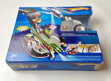 Hot Wheels 2005 Mattel S.W.A.T Copter Semi Playset - Boxed - Contents New