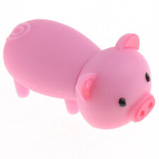 Pinck wrist with Cute Cartoon pig patterns,USB 2.0 Flash Memory Pen Drive Stick