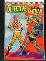 DETECTIVE COMICS #358 1966 FN/VF 1ST APPEARANCE OF SPELLBINDER Batman & Robin
