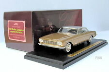 EMC 1961 CADILLAC JACQUELINE CONCEPT CAR - GOLD