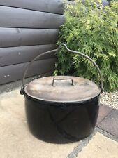 More details for vintage romany gypsy cooking pot