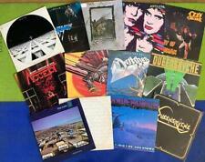 LOT:14 HARD ROCK /METAL LPs~ZEP~OZZY~ACCEPT~FLOYD~KISS~HALEN~PRIEST~QUEENSRYCHE+