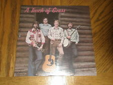 A TOUCH OF GRASS ~ S/T 1981 Private Press Bluegrass Album NEW MINT ~ SEALED