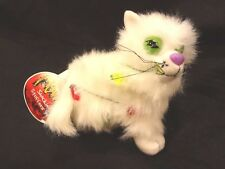 Meanies Shocking Stuffers Blinkey The Cat 1999 Stuffed Plush Toy With Tag