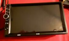 New listing Swm Mp5 Stereo 7inch Display Usb/Micro Sd Read Remote Blue Tooth Free Shipping!