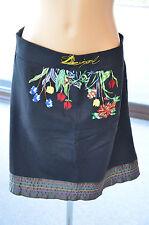 DESIGUAL - Très jolie jupe noire - Taille L - EXCELLENT ÉTAT
