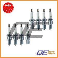 Set of 8 Spark Plug NGK V Power Resistor New BR9EYA