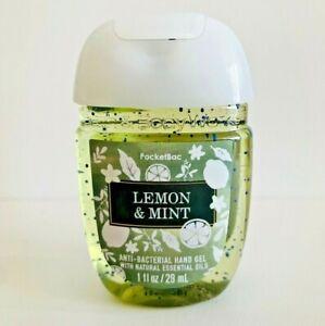 BRAND NEW Bath and Body Works Lemon & Mint