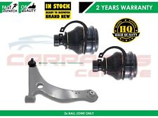 FOR MITSUBISHI GRANDIS X2 2.0 2.4 FRONT SUSPENSION LOWER ARM BALL JOINT PAIR