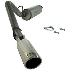 2000-2006 Jeep Wrangler MBRP Installer Series Exhaust Free Shipping S5500AL